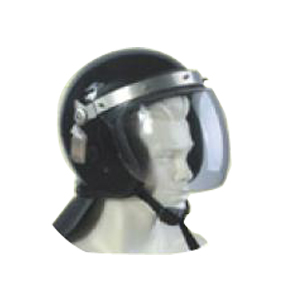 ANTI RIOT VEST head protection